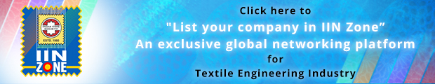 International textile machinery exhibition (ITME) from 10th